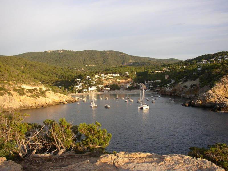 Top 5 Ankerplaatsen Op Ibiza Ibiza Magazine