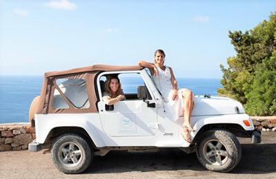 Zakelijk naar Ibiza