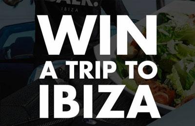 Win een reis naar Ibiza