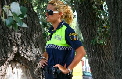 Politie heeft een druk weekend
