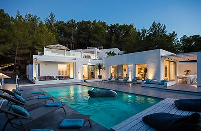 Villa's en huizen