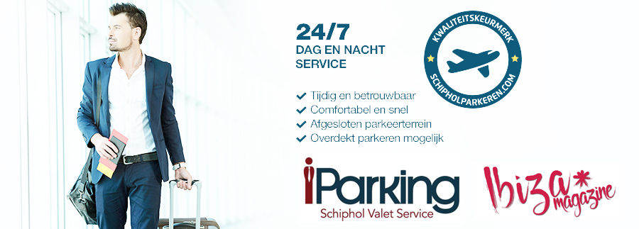 Valet Parking is een aanrader